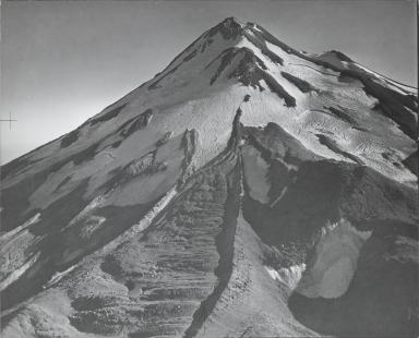 Bolam Glacier and Hotlum Glacier, California