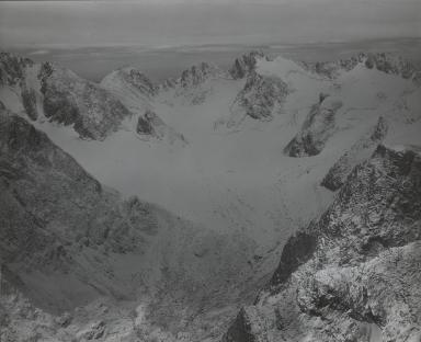 Dinwoody Glacier, Wyoming