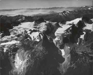 Clark Glacier, Washington