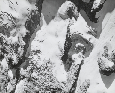 McAllister Glacier, Washington
