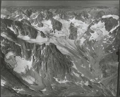 Gannett Glacier, Wyoming