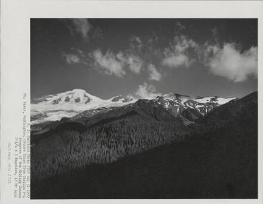 Grouse Ridge on Mount Baker, Washington