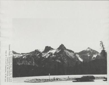Tatoosh Range, Washington