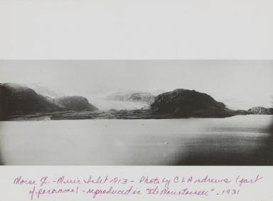 Morse Glacier, Alaska