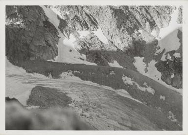 Teton Glacier, Wyoming