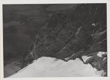 Skillet Glacier, Wyoming