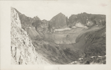 Connie Glacier, Wyoming
