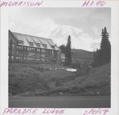 Paradise Lodge, Washington