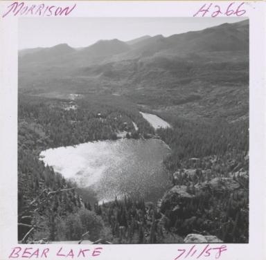 Bear Lake, Colorado