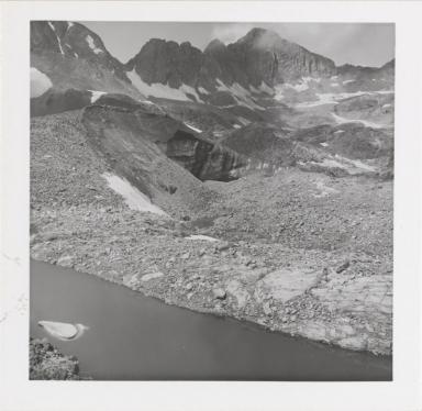 Grasshopper Glacier West, Montana
