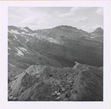 Blackfoor Glacier, Montana