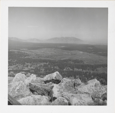 Medicine Bow Peak, Wyoming