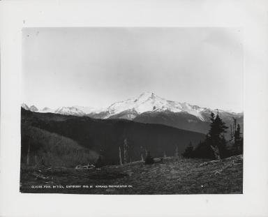Glacier Peak, Washington