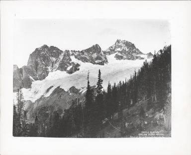 Isella Glacier, Washington