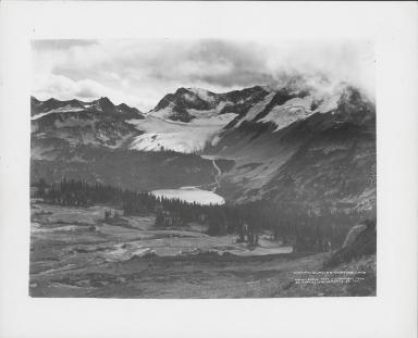Lyman Glacier, Chelan county, Washington