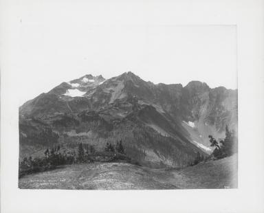 Sitting Bull Mountain, Washington