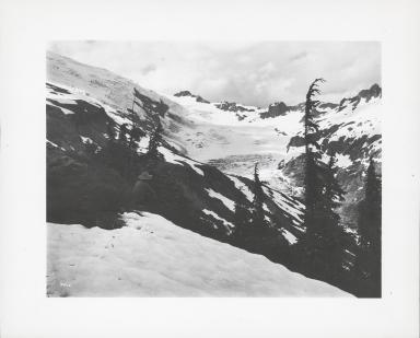 Park Glacier, Washington