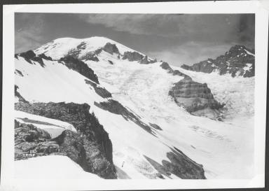 Cowlitz Glacier, Washington