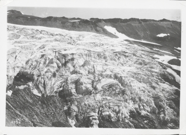 Paradise Glacier, Washington