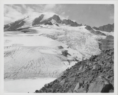 Cowlitz Glacier, Washington