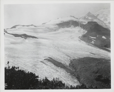 Fryingpan Glacier, Washington