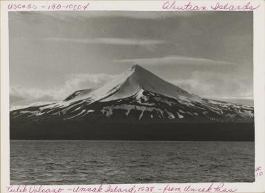 Tulik Volcano, Alaska