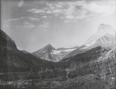 Swiftcurrent Glacier, Montana