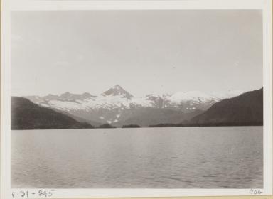 Unknown glacier, Unakwik Inlet, Alaska