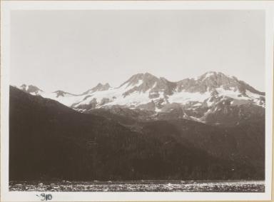 Ranney Glacier, Alaska