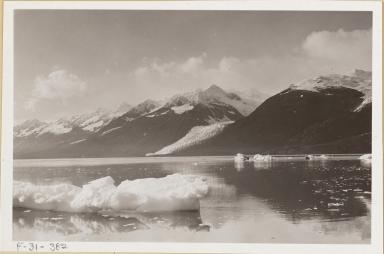Wellesley Glacier, Alaska