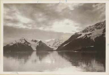 Cataract Glacier, Alaska