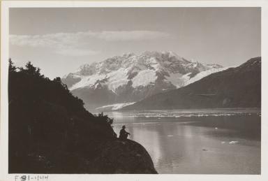 Serpentine Glacier, Alaska