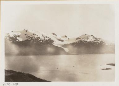 Toboggan Glacier, Alaska