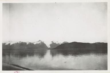 Sumdum Glacier, Alaska