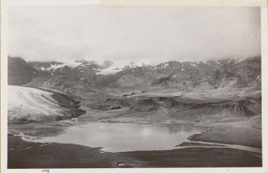 Geikie Glacier, Alaska
