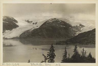 Marquette Glacier, Alaska