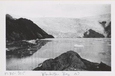 Blackstone Glacier, Alaska