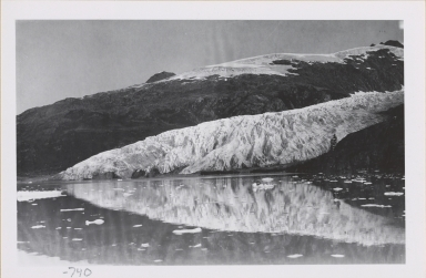 Lawrence Glacier, Alaska