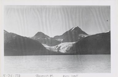 Claremont Glacier, Alaska