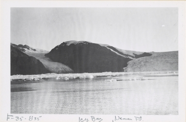 Chenega Glacier, Alaska