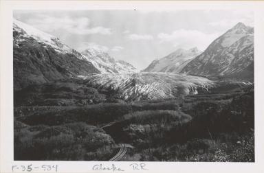 Bartlett Glacier, Alaska