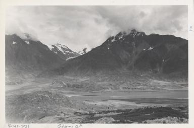 White Glacier, Alaska