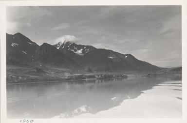 Adams Glacier, Alaska