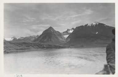 Girdled Glacier, Alaska