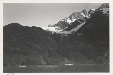Unknown glacier, Johns Hopkins Inlet, Alaska