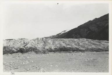 Baird Glacier, Alaska