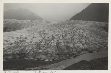 Patterson Glacier, Alaska