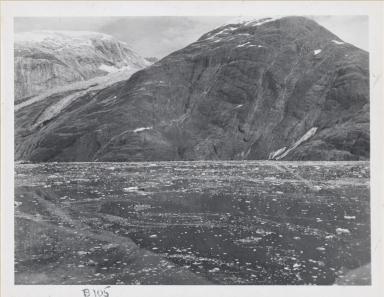 Tyeen Glacier, Alaska