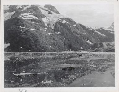 Clark Glacier, Alaska