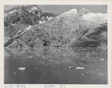 Toyatte Glacier, Alaska